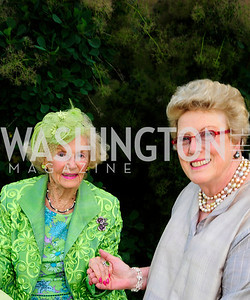 Ruth Buchanan,Ellen Charles,May 22,2013,Tudor Place Spring Garden Party,Kyle Samperton