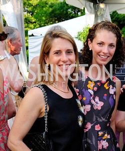 Dory Clark,Darcy Langdon,May 22,2013,Tudor Place Spring Garden Party,Kyle Samperton