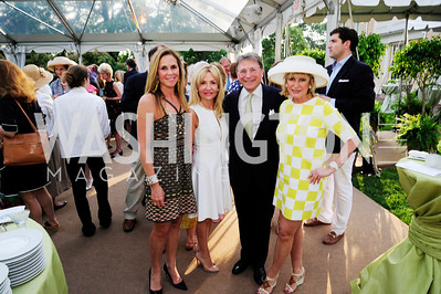 Laurie Kush,Luddy Green,Paul Fraser,Tina Alster,May 22,2013,Tudor Place Spring Garden Party,Kyle Samperton
