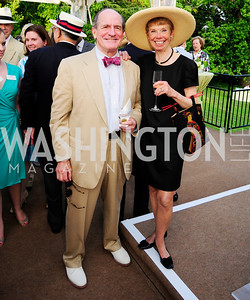 Edwin Williamson,Bettye Chambers,May 22,2013,Tudor Place Spring Garden Party,Kyle Samperton