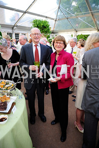 Tad White,Doris White,May 22,2013,Tudor Place Spring Garden Party,Kyle Samperton