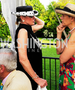 Katherine Alley ,Deborah Moncure,May 22,2013,Tudor Place Spring Garden Party,Kyle Samperton