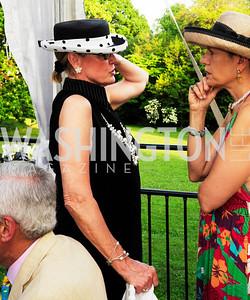 Katherine Alley ,Deborah Moncure,May 22,2013,Tudor Place Spring Garden Party,Kyle Samperton