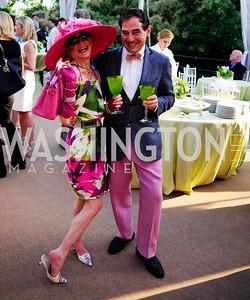 Barbara Crocker,Christian Zapata,May 22,2013,Tudor Place Spring Garden Party,Kyle Samperton