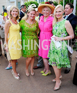 Blair Bourne,Sassy JacobsJane Matz,Susan Pillsbury,May 22,2013,Tudor Place Spring Garden Party,Kyle Samperton