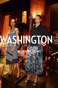 Urban Escapes / Babette fashion show Ritz-Carlton, Georgetown, Washington, DC.   September 12, 2013 (Photo by Neshan H. Naltchayan)