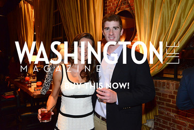 Felicity Amos and Joe Humphrey. Urban Escapes / Babette fashion show Ritz-Carlton, Georgetown, Washington, DC.   September 12, 2013 (Photo by Neshan H. Naltchayan)