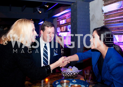 Ed Henry and Michelle Macaluso