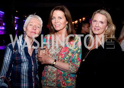 Susan Calloway, Linda Haan, and LIsa Bartolomei