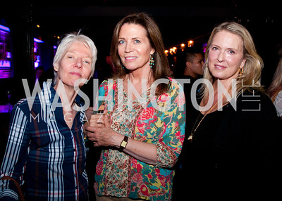 Susan Calloway, Linda Haan, and LIsa Bartolomei
