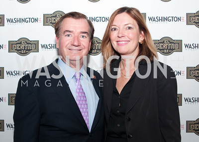 Congressman Edward Royce and his wife Marie Royce