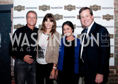 Gregory Talcott, Lisa Talcott, Michelle Macaluso and Ed Henry