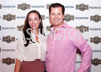 Kristin Cecchi and John Cecchi