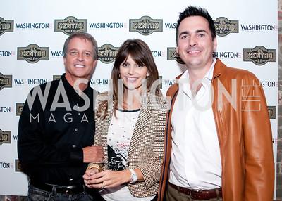 Gregory Talcott, Lisa Talcott, and Ivan Iricanin