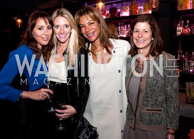 Zoe Feldman, Kathryn Key, Ann Marchant, and Nancy Beer Tobin