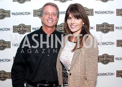 Gregory Talcott with wife Lisa Talcott