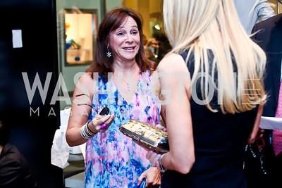 Liz Petkevich. Photo by Tony Powell. Versace Shopping Event to benefit CNMC. Tysons Galleria. April 10, 2013