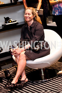 Nancy Reynolds Bagley. Photo by Tony Powell. Versace Shopping Event to benefit CNMC. Tysons Galleria. April 10, 2013