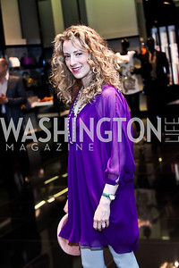 Beth Masri. Photo by Tony Powell. Versace Shopping Event to benefit CNMC. Tysons Galleria. April 10, 2013