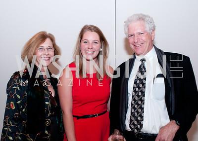 Donna Schaffer, Megan Caldwell and Joel Schaffer