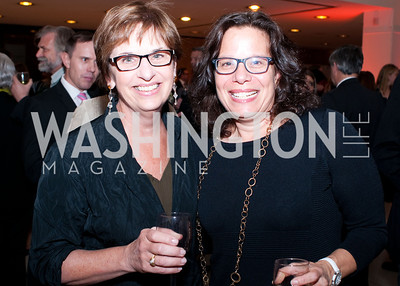 Janet Shenk and Julia Sweig