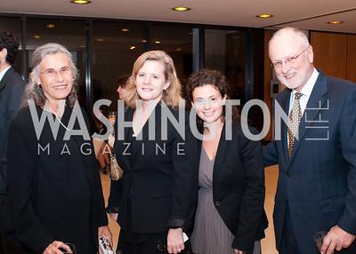 Judy Bonior, Jesica LIndgren, Gabriella Ippolito, and David Bonior