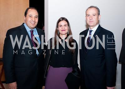 Lazaro Cardenas, Alexandra Haas and Arturo Sarukhan