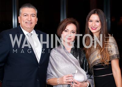 Daniel Rodriguez, Olga Rodriguez, and Kristina Rodriguez