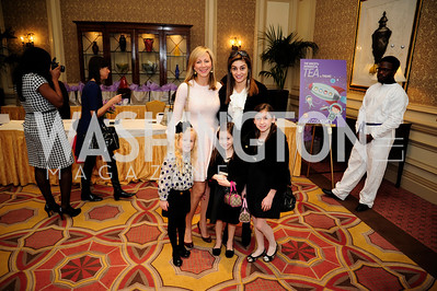 Jean Marie Fernadez,Karen Donatelli,March 3 ,2013  Wacky and Whimsical Tea to Benefit THEARC,Kyle Samperton