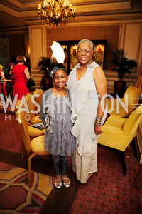 Antoinette Ford,March 3 ,2013  Wacky and Whimsical Tea to Benefit THEARC,Kyle Samperton