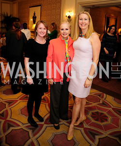 Allison Metz,Judy Esfandiary,Renee Esfandiary Crupi,March 3 ,2013  Wacky and Whimsical Tea to Benefit THEARC,Kyle Samperton