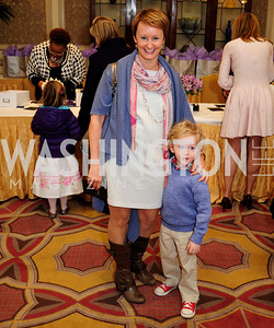 Kristin Ehrgood,March 3 ,2013  Wacky and Whimsical Tea to Benefit THEARC,Kyle Samperton