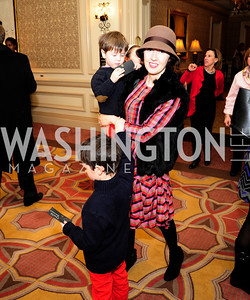 Annie Lou Berman,March 3 ,2013  Wacky and Whimsical Tea to Benefit THEARC,Kyle Samperton