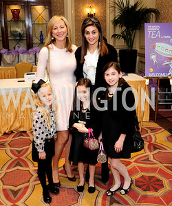 Jean Marie Fernadez,Karen Donatelli,March 3 ,2013  Wacky and Whimsical Tea to Benefit THEARC,Kyle Samperton
