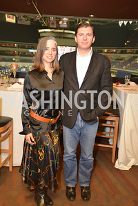 Gabrielle Gsezanyi, Imre Gsezanyi, Washington International Horse Show, at the Verizon Center.  October 26, 2013.  Photo by Ben Droz