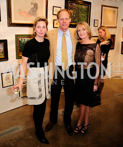 Catherine Kaplan,Richard Zantzinger,Amy Zantzinger,January 10,2013, Washington Winter Show,Kyle Samperton