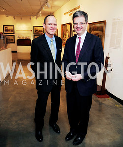 Robert Chavez,French Ambassador Francois Delattre,,January 10,2013, Washington Winter Show,Kyle Samperton