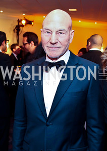 Sir Patrick Stewart. Photo by Tony Powell. WHC Pre Parties. Hilton Hotel. April 27, 2013