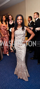 Olympic Gymnast Gabby Douglas. Photo by Tony Powell. WHC Pre Parties. Hilton Hotel. April 27, 2013