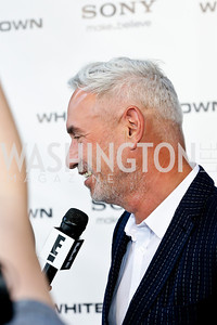 "Director Roland Emmerich. Photo by Tony Powell. ""White House Down"" red carpet. AMC Loews Georgetown. June 22, 2013"