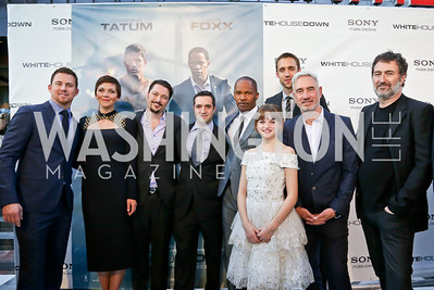 "Photo by Tony Powell. ""White House Down"" red carpet. AMC Loews Georgetown. June 22, 2013"