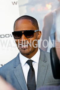"Jamie Foxx. Photo by Tony Powell. ""White House Down"" red carpet. AMC Loews Georgetown. June 22, 2013"