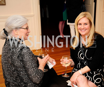Alice Watkins,Janice Wade-Whitehead,May 20,2013,Women Against Alzheimers Reception at the Philiips Collection,Kyle Samperton