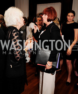 Diane Rehm,Jamie Tyrone,May 20,2013,Women Against Alzheimers Reception at the Philiips Collection,Kyle Samperton