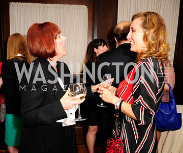 Jamie Tyrone,Phyllis Ferrell,May 20,2013,Women Against Alzheimers Reception at the Philiips Collection,Kyle Samperton
