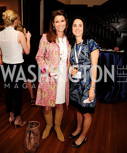 Shawn Taylor,Jennifer Molinoff,May 20,2013,Women Against Alzheimers Reception at the Philiips Collection,Kyle Samperton