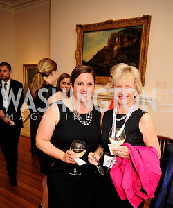 Allison Signorelli.Mary O'Connor,May 20,2013,Women Against Alzheimers Reception at the Philiips Collection,Kyle Samperton