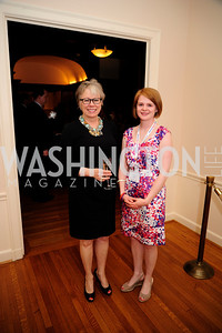 Debra Lapin,Ginger Lackey,May 20,2013,Women Against Alzheimers Reception at the Philiips Collection,Kyle Samperton