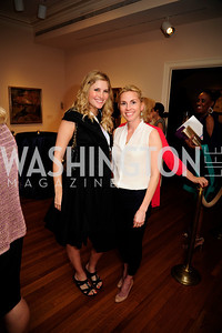 Ashley Taylor Bronczek,Laura Gail Smith,May 20,2013,Women Against Alzheimers Reception at the Philiips Collection,Kyle Samperton