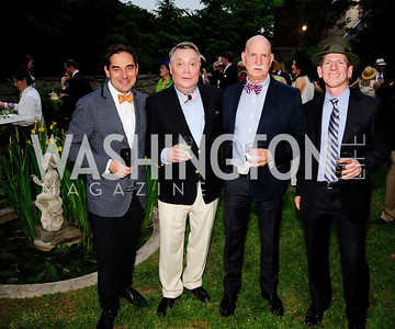 Christian Zapata,Donald Dewey,John Litner,Garrett Peck,,May 15,2013,Woodrow Wilson House 25th Perennial Garden Part